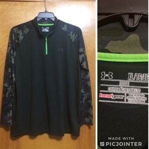 Good used condition Men's Under Armour-size XL